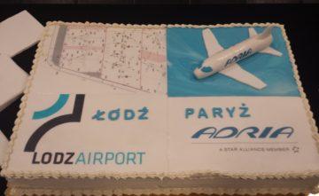 łódź_airport_tort